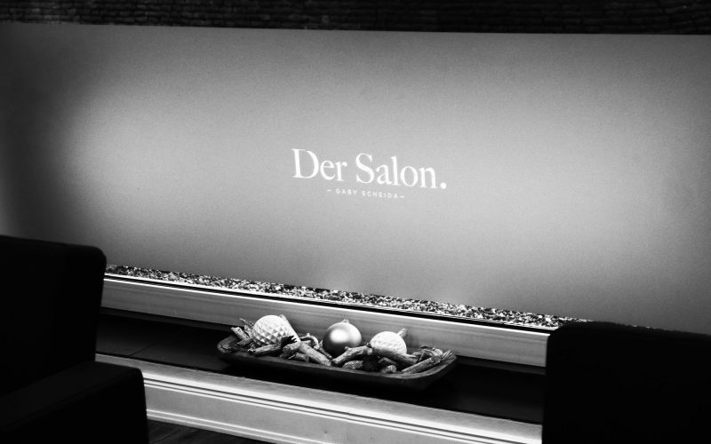Der Salon.