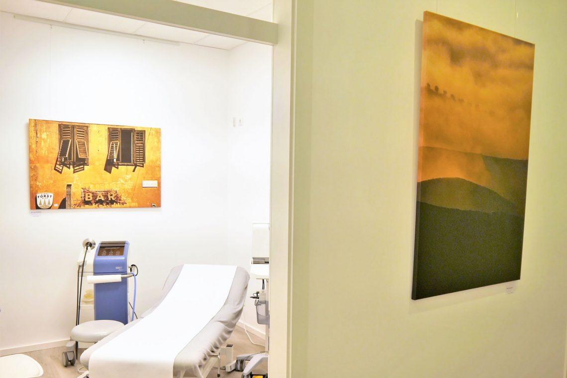 Arzt-Praxis – Fotoausstellung im Stadtzentrum Schenefeld