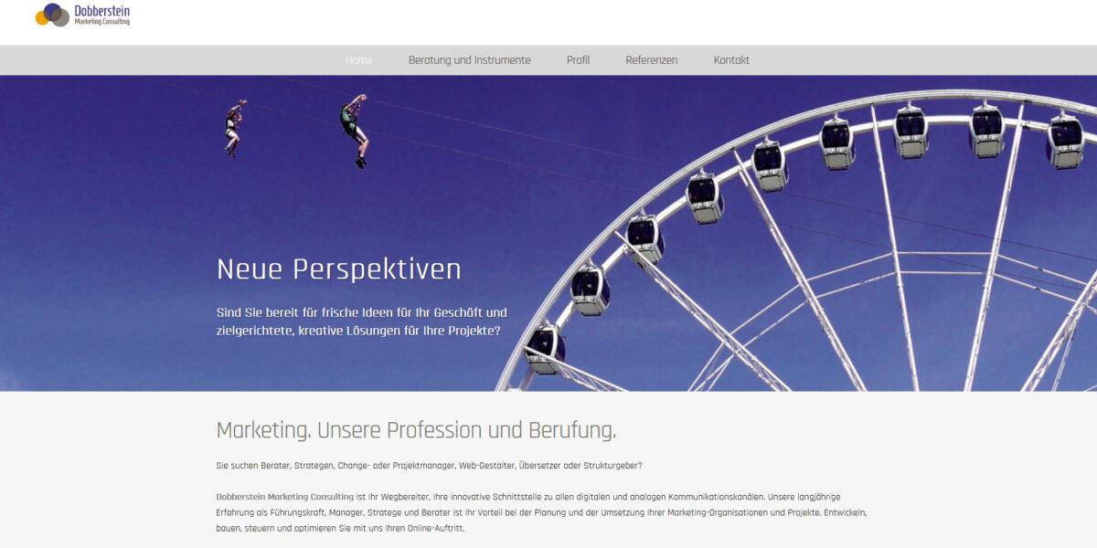 Dobberstein Marketing Consulting Marketing Beratung vom Spezialisten bundesweit aus Hamburg