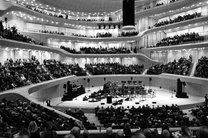 Zukunft in der Elbphilharmonie