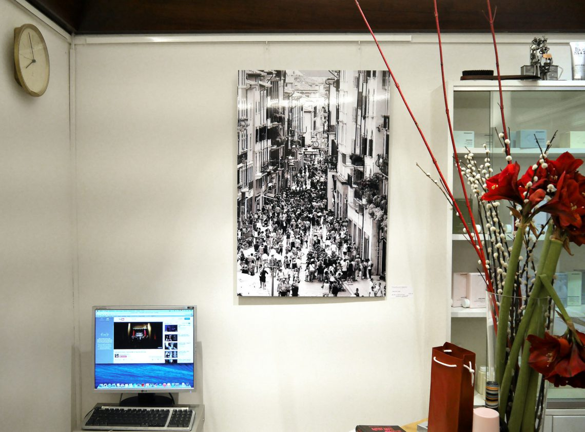 Foto-Ausstellung in Ottensen