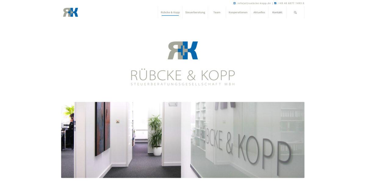 Rübcke Kopp – Ihre Hamburger Steuerberatung im Westen der Stadt